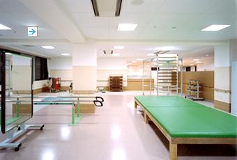 みどりの館施設紹介写真 機能訓練室