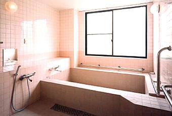 みどりの館施設紹介写真 1階 浴室
