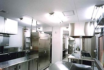みどりの館施設紹介写真 厨房